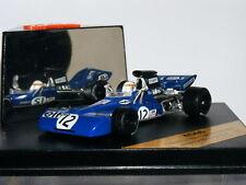 Quartzo 4046 Tyrrell 003 Jackie Stewart Winner 1971 British GP #12 1/43