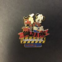 WDW - Build A Pin Construction Site Mickey Mouse Disney Pin 13506