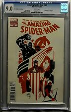 Amazing Spider-man Vol # 1 Issue # 683 CGC 9.0 Variant Ends of the Earth