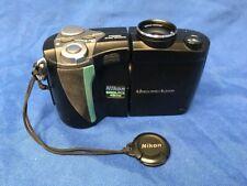 AS IS Nikon Coolpix 4500 DIGITAL CAMERA SN 3009102