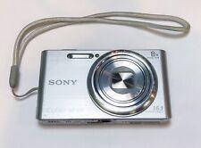 Sony Cyber-shot DSC-W730 16.1MP Digital Camera  Silver