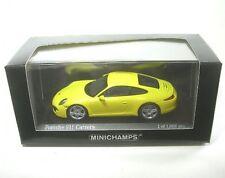 PORSCHE 911 Carrera (racinggelb) 2012 1:43