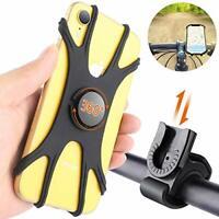 FITFORT Bike & Motorcycle Phone Holder, Detachable 360° Rotation Bike Phone