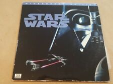 Star Wars - MGM/UA Laserdisc  widescreen THX