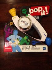 NEW BOP IT! by Hasbro. Interactive Electronic Game White