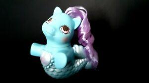 Baby Sea Princess Fancy Mermaid G1 Vintage My Little Pony