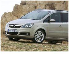 Opel Zafira B 2005-2011 vorne Kotflügel Links Rechts in Wunschfarbe lackiert,neu
