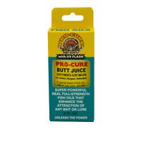 Pro-Cure Bait Oils Freshwater & Saltwater Attractant Scents 2 oz Bottles