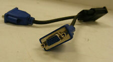 Lot 10 DVI Link 59pin Male to Dual VGA Female Monitor Adapter Y-Splitter Cable