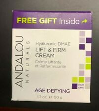 Andalou lift & rim cream age defying new in box 1.7oz with Free Gift Inside