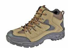Men's DEK Ontario Trek Walking Hiking Boots Trainers Trail Shoes Brown Size 6-13