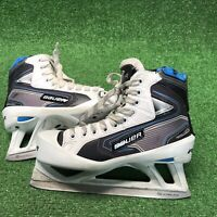 Bauer Reactor 5000 Hockey Goalie Skates Size 6 Or Shoe Size 7.5 Men's Adult