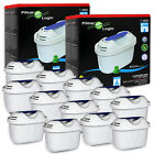 12 x Universal Limescale Water Filter Cartridge for Brita Maxtra / Plus+ Refill