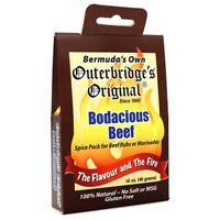 Bermuda's Own Outerbridge's Original Bodacious Beef Spice Pack