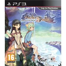 Atelier Shallie Alchemists of the Dusk Sea PS3 Game - Brand New!
