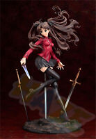 Fate/stay night Tohsaka Rin 25cm PVC Action Figure Model In Box Toy Xmas Gift