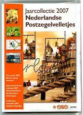 Nederland TNT jaarcollectie velletjes 2007