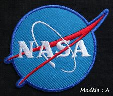 ECUSSON PATCH THERMOCOLLANT NASA - modèle A