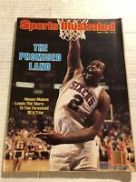 1983 Sports Illustrated PHILADELPHIA 76ers MOSES MALONE No Label NBA CHAMPS #1