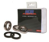 MDR Race Series Wheel Bearings Kit + seals Honda Front Wheel CRF 150 07 - ON