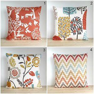 Hand made Decorative Scandinavian Nordic Bergen Dandelion cushion cover