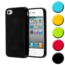 Silicone Case for Apple iPhone 4 / 4S Shock Proof Cover Jelly TPU Bumper