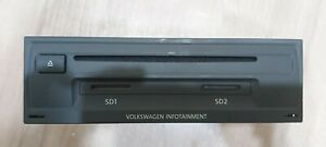 VW Navigation Discover Pro MIB 2 MAIN UNIT 2020/2021 MAPS! UNLOCKED!  3G0035043C