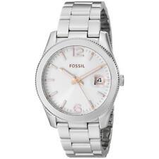 Fossil Armbanduhren aus Silber für Damen