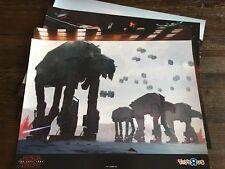 Star Wars The Last Jedi Poster Set (Set of 4) – Exclusive Toys R Us bonus TRU