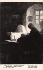 CPA Salon de 1911 L. DESIRE-LUCAS Le berceau vide (702711)