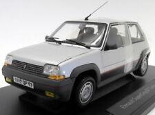 Altri modellini statici di veicoli di argento Scala 1:18 per Renault