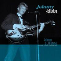 JOHNNY HALLYDAY - JOHNNY A L'OLYMPIA    VINYL LP NEU