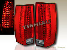 CHEVY SUBURBAN TAHOE YUKON 07-14 TAIL LIGHTS G5 - ESCALADE STYLE LOOK