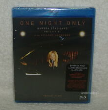 Barbra Streisand One Night Only Quartet Taiwan Blu-ray