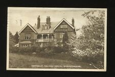 Malvern Hills Posted Collectable Worcestershire Postcards