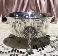 Antique AC & Sons Ltd. Sterling Silver Footed Bowl