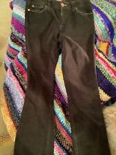 Jules Womens Corduroy Trousers Brown 10 Jeans Vgc