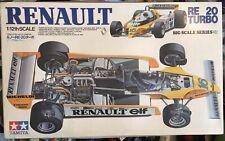 Tamiya Renault RE-20 Turbo 1:12
