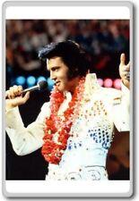 Elvis Presley Unsigned Autographed Preprint Signed Photo Fridge Magnet