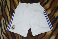 Real Madrid Shorts   Home Size  Adidas Football Soccer size M