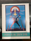 People of the South Wind Mid-America All-Indian Days Book 1969 Blackbear Bosin