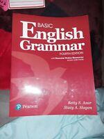 Basic English Grammar by Stacy A. Hagen Betty s azar