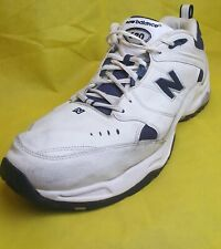 New Balance 620 Vintage 90's White and Blue Wide Running Shoes Men's (Size: 15)
