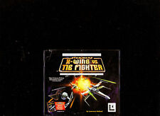 STAR WARS X-WING VS TIE FIGHTER + BALANCE OF POWER. SUPERB SHOOTER FOR THE PC!!