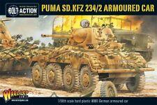 28 Mm-Sd. KFZ 234/2 Puma Perno acción-Warlord Games