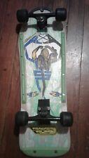VINTAGE Sims Snakeman Complete Skateboard