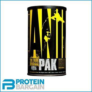 Universal Nutrition Animal Pak44 Multi-Vitamin Mineral Complex