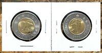 Canada 2005 Specimen Gem UNC Toonie!!