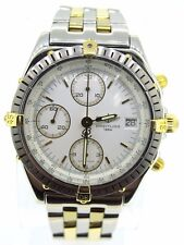 Breitling Chronomat B13048 18k Yellow Gold/Stainless Steel Automatic Watch 40MM