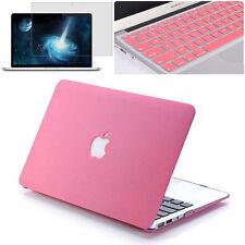 Keyboard Cover+Screen Protector+Hard Shell Case for Laptop Macbook Mac Book Skin